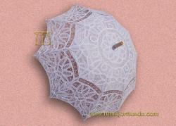 Sombrilla de  encaje Novia, REF. 901