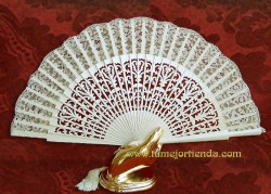 Abanico de novia, MOD. 06168-M