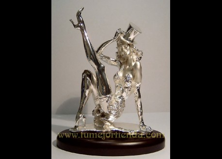 Figura de plata, MOD. VEDETTE