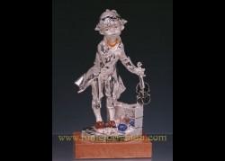 Figura de plata, MOD. VIOLINISTA