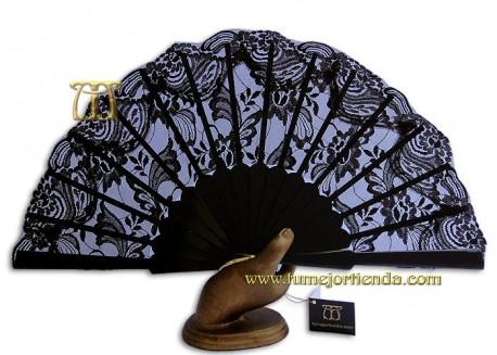 Abanico Madrina Fiesta, Mod. 53129-N
