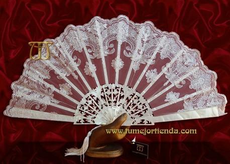 Abanico de novia, mod. ML-02013