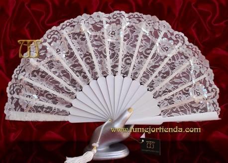 Abanico de novia, Mod. L-71456-LJ