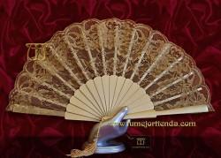 Abanico de madrina-fiesta, mod. L-71336