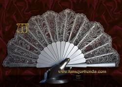 Abanico de madrina-fiesta, mod. L-71337
