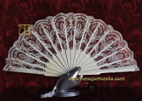 Abanico de novia, Mod. C-1037