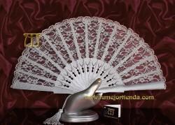Abanico de madrina-fiesta, Mod. 53128-P