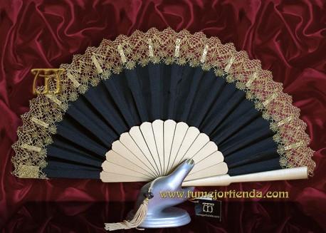 Abanico de madrina-fiesta, Mod. L-71694