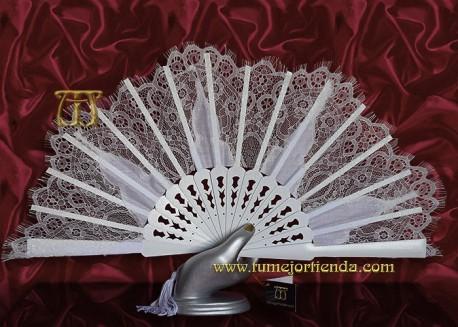 Abanico de novia, Mod. 53131-B