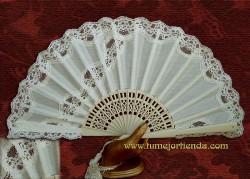 Abanico de novia, REF. 11283