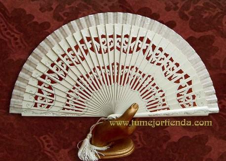 Abanico de novia, REF. 12053