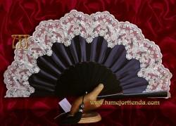 Abanico madrina - fiesta MOD. L-71484