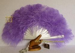 Abanico de plumas, Mod. ISADORA