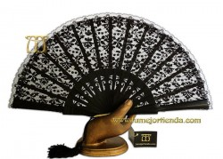 Abanico de madrina-fiesta, Mod. 53128-N