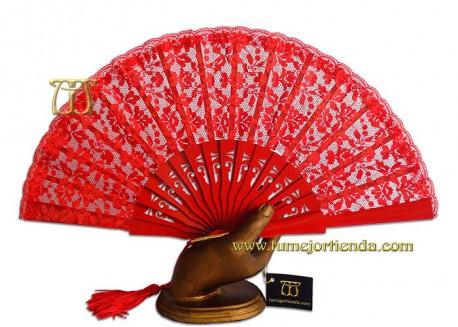 Abanico de madrina-fiesta, Mod. 53128-R