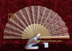 Abanico de madrina-fiesta, Mod. 53290-D