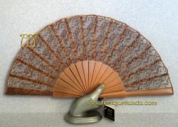 Abanico de madrina-fiesta, Mod. 53290-C