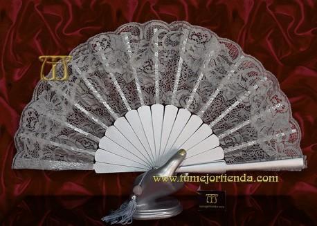 Abanico de madrina-fiesta, mod L-71335-Pl