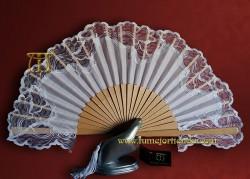 Abanico de novia, mod. 06140-B