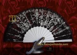 Abanico de madrina-fiesta, Mod. L-71434