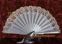 Abanico de madrina-fiesta, Mod. 53292-Pl