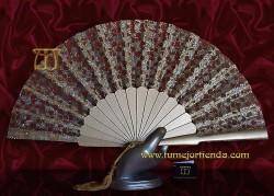 Abanico de madrina-fiesta, mod. L-71566