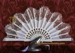 Abanico de novia, Mod. 53130-B