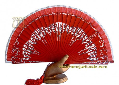 Abanico madrina - fiesta, REF. 08208-R